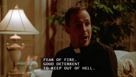 Fear of fire omg